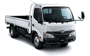 toyota truck white png with shadow