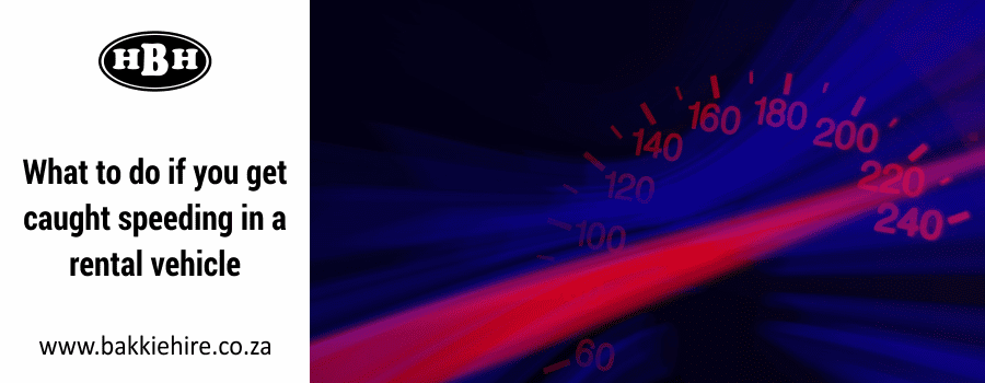 Speedometer in blue and red
