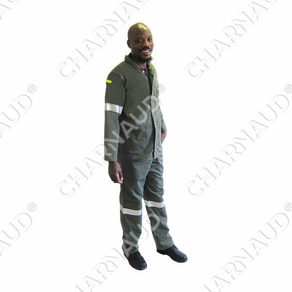 ACI-FLAM® 206g/m2 Two piece coverall