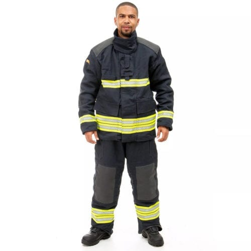 Fire-Fighting Bunker Jacket and Trousers