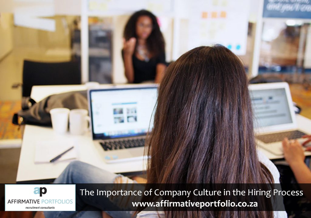 The Importance of Company Culture in the Hiring Process